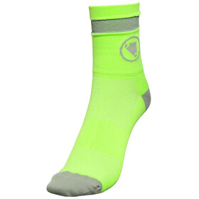 Endura Luminite Cycling Socks TwinPack green